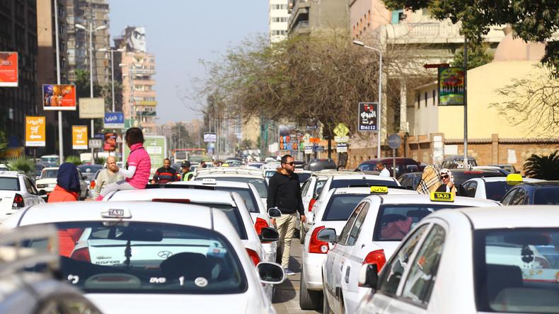 Gerichtsurteil: Fahrdienst Uber muss Betrieb in Ägypten einstellen