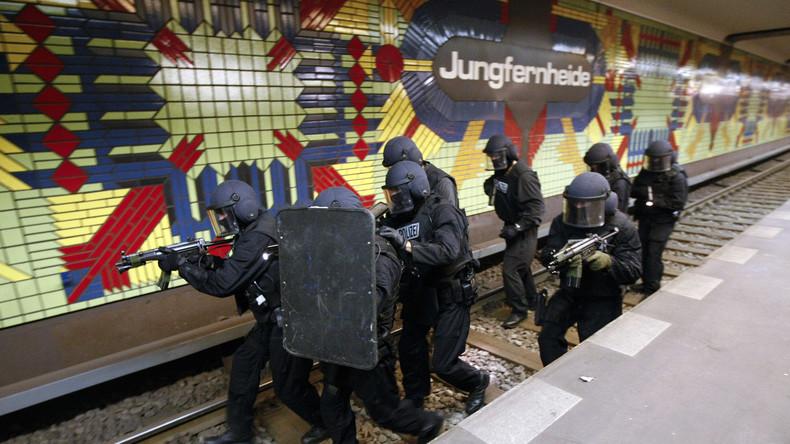 Deutschland: Zehntausende Schusswaffen unauffindbar - Handel im Darknet schürt Terrorgefahr