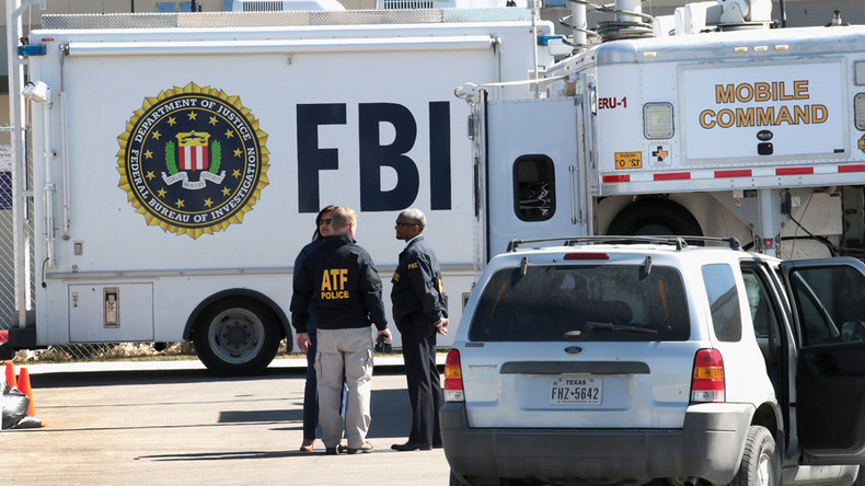 US-Polizei: Mutmaßlicher Bombenattentäter von Texas sprengt sich in die Luft