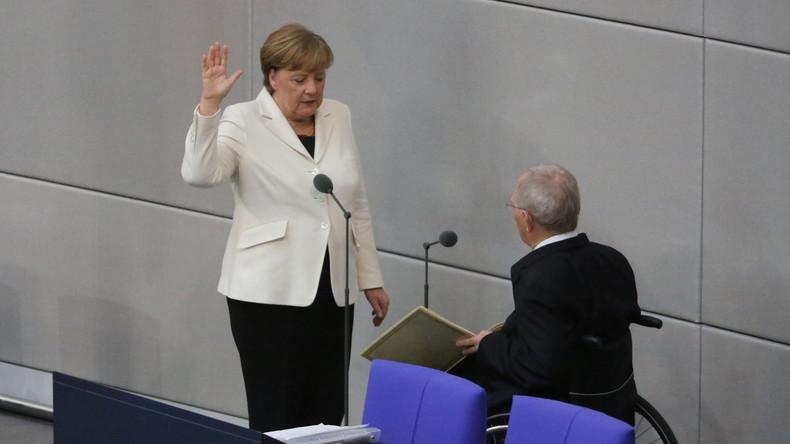 LIVE: Merkel präsentiert Regierungsprogramm – Opposition bezieht Stellung