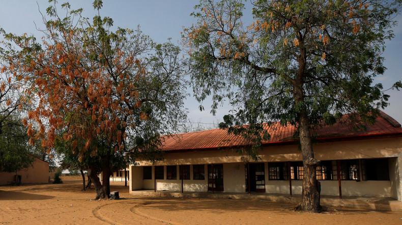 Verschleppte Schülerinnen in Nigeria