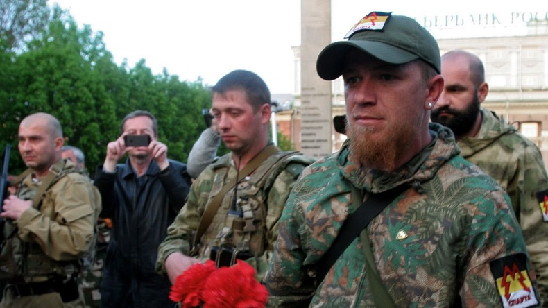 Kommandeur von Volksmiliz Donezk getötet
