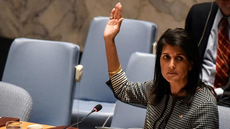 Grenzen des Altruismus: USA wollen Hilfsgelder künftig an Unterstützung von US-Interessen koppeln