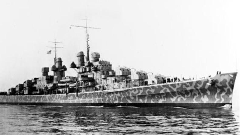Wrack von US-Schiff aus dem Zweiten Weltkrieg im Südpazifik gefunden