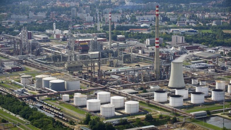 Explosion am Chemiewerk in Tschechien – mindestens sechs Tote