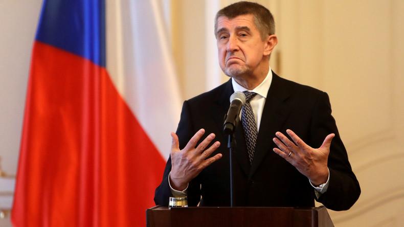 Konflikt mit Brüssel: Tschechischer Premierminister gegen Flüchtlingsquoten
