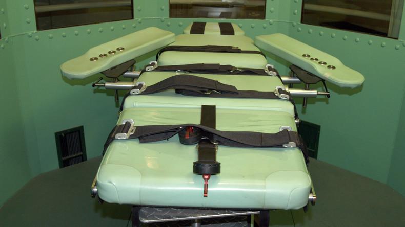 """""""Human, schnell und schmerzlos"""": US-Gesetzgeber erfinden neue Hinrichtungsart für Todesverurteilte"""
