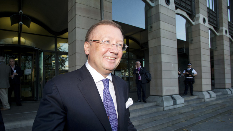 LIVE: Russlands Botschafter in Großbritannien zur Ausweisung von Diplomaten