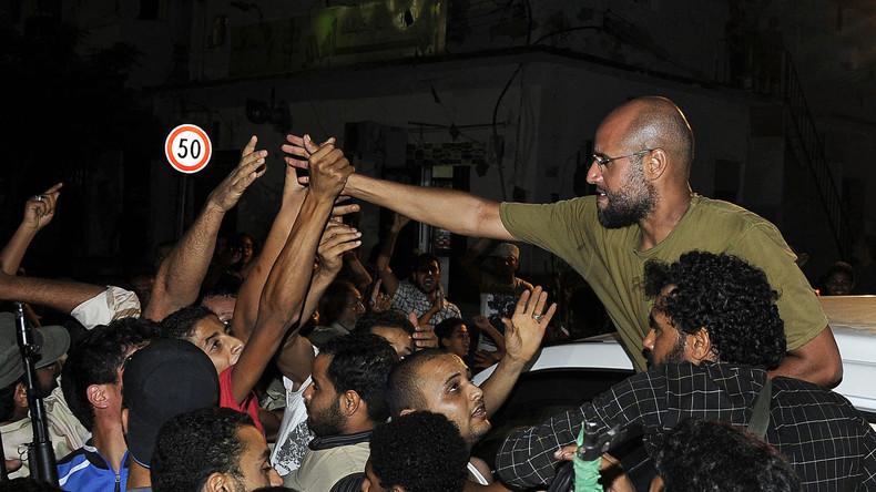 """RT-Exklusiv: """"Gaddafis Sohn kann Libyen nach Jahren des NATO-verursachten Chaos wieder vereinen"""""""