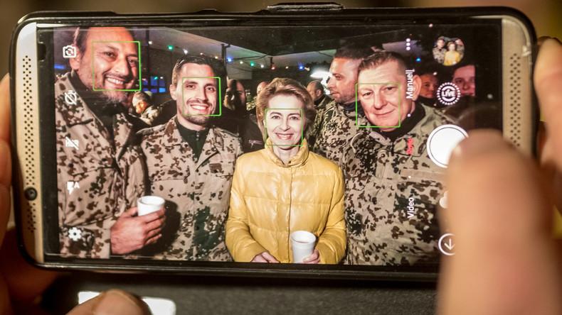Von der Leyen: Deutschland soll mehr Verantwortung in der Außenpolitik tragen
