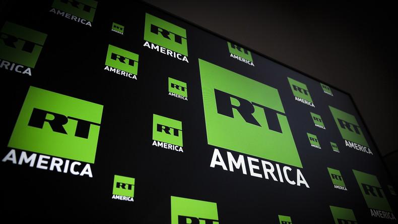 USA: Der Krieg gegen RT geht in die nächste Runde