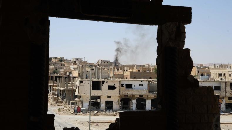 Gesuchter deutscher IS-Kämpfer in Syrien gefasst