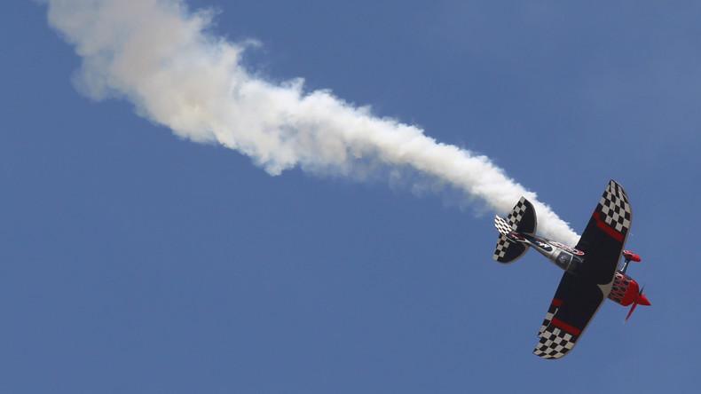 Mit Glückshaube geboren: Motor setzt plötzlich aus – Pilot lässt ihn kurz vor Absturz anspringen