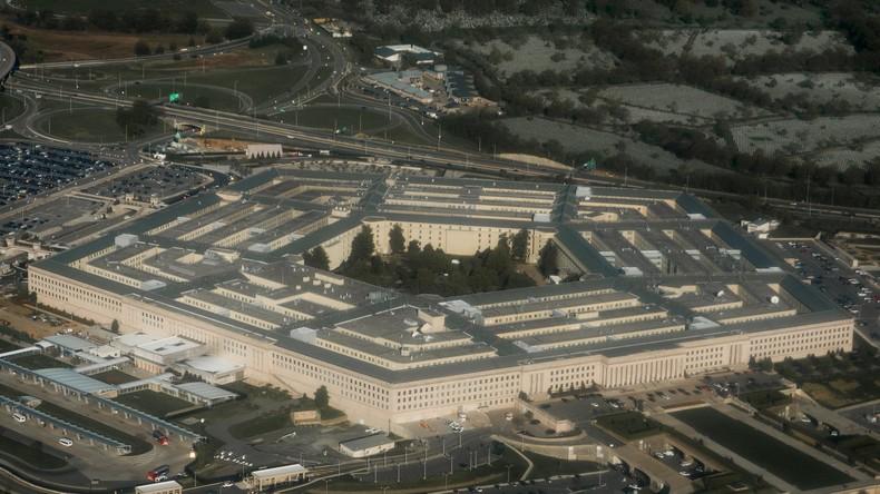 """Pentagon: Angriff auf syrische Armee war """"bedauerlicher Fehler"""""""