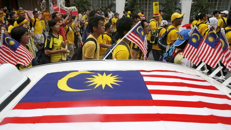 US-Organisation verwechselt malaysische Staatsflagge mit IS-Fahne und löst FBI-Ermittlung aus