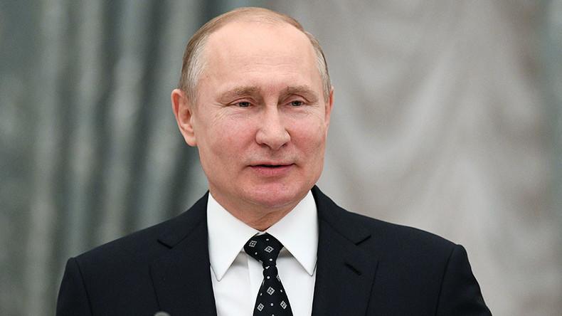 Russische Wahlkommission bestätigt - Putin mit 76,69 Prozent der Stimmen wiedergewählt