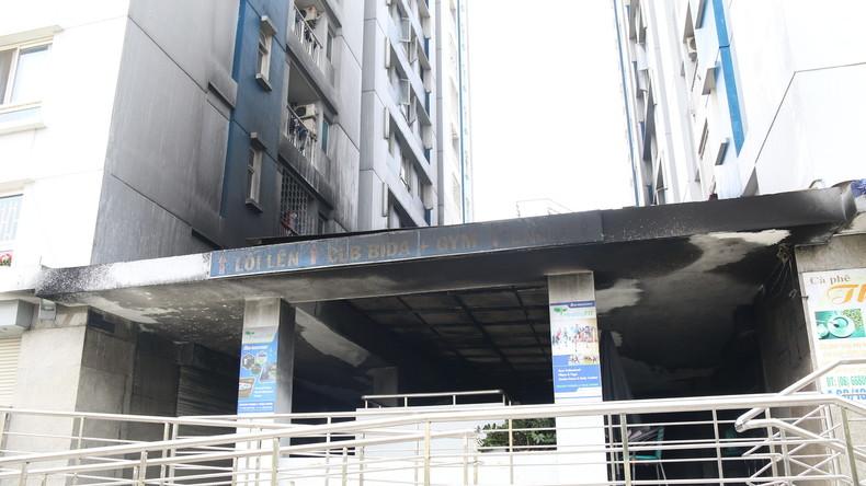 Mindestens 13 Menschen bei Hochhaus-Brand in Ho-Chi-Minh-Stadt umgekommen