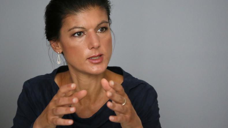 Disput: Fraktion der Linkspartei weist Wagenknechts scharfe Kritik zurück