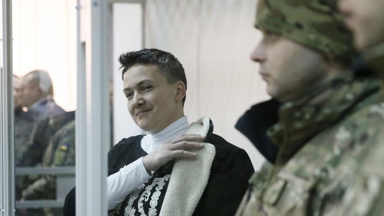 Aus Heldin wird Terroristin: Sawtschenko im ukrainischen Parlament verhaftet