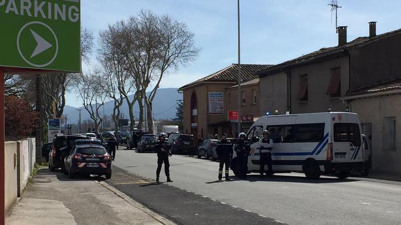 Medien: Einsatzkräfte schalten Geiselnehmer in Südfrankreich aus