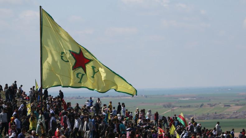 Ex-US-Botschafter Roebuck empfahl schon 2006 Kurden als Vorhut gegen Assad - heute besucht er YPG