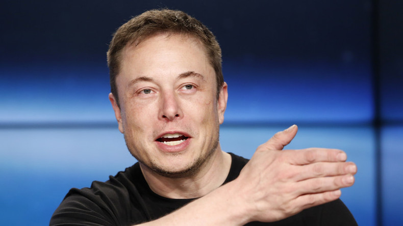 Musk vs. Facebook: Elon Musk löscht Facebook-Account von SpaceX