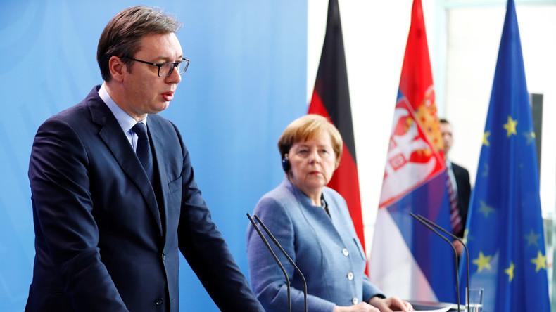 Lösung der Kosovo-Frage: Der Druck auf Serbien nimmt zu