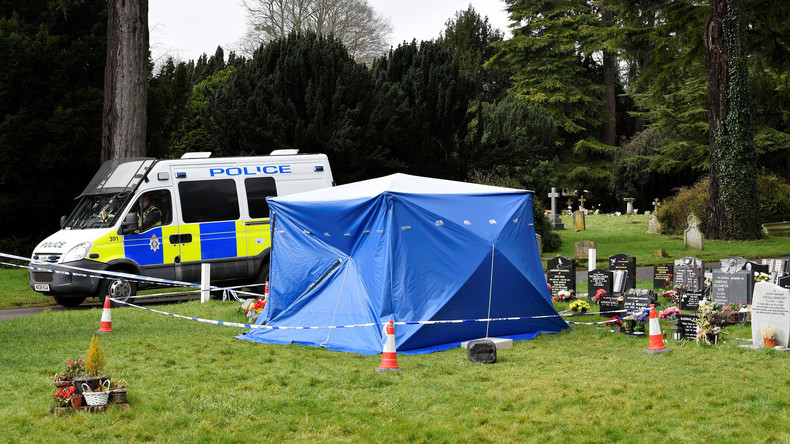 Russlands Botschafter in London dankt vergiftetem Polizisten für Tapferkeit bei Einsatz in Salisbury