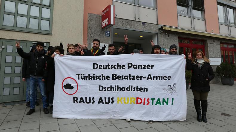 Türkische Gemeinde in Deutschland ruft zu gewaltfreier Auseinandersetzung auf