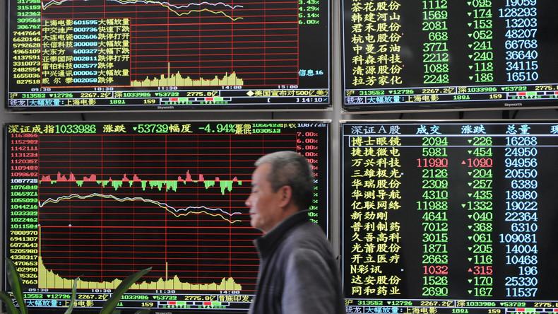 China warnt USA vor Handelskrieg