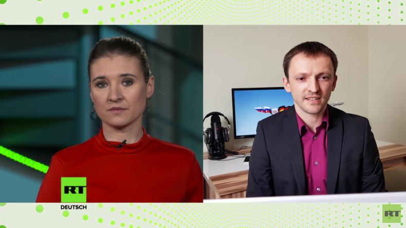 Mit Wahlmanipulation kennt sich Deutschland aus: Interview mit Sergey Filbert (Video)