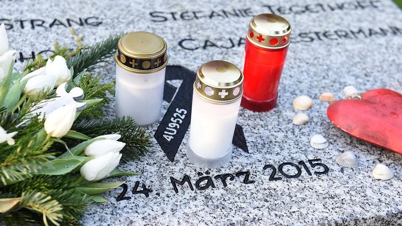 Germanwings-Absturz vor drei Jahren: Schweigeminute und Gedenkandacht für Opfer