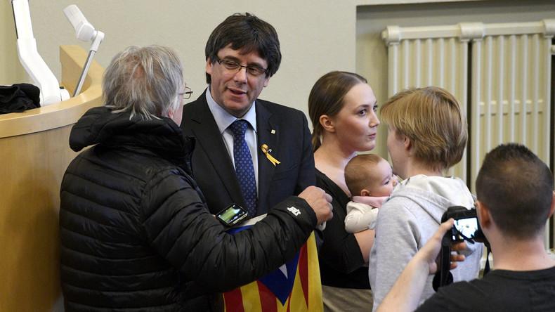 Spanien stellt in Finnland Antrag auf Festnahme von Carles Puigdemont