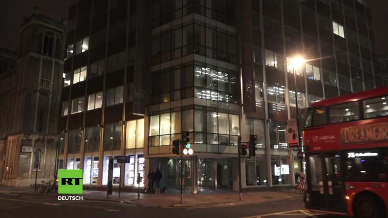 Großbritannien: Büros von Cambridge Analytica nach Datenschutzverstoß durchsucht