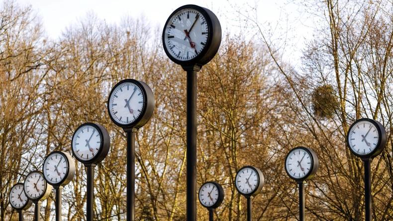 Uhren sind umgestellt – In EU gilt wieder Sommerzeit