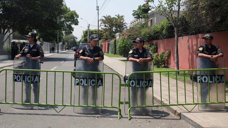 Peruanisches Gericht verhängt Ausreiseverbot gegen Ex-Staatschef Pedro Pablo Kuczynski