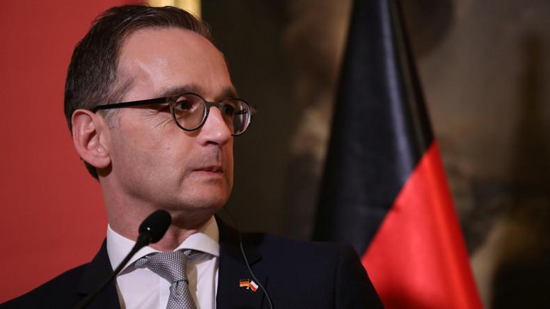 Heiko Maas in Israel: Verantwortung für Israel im Zentrum deutscher Außenpolitik