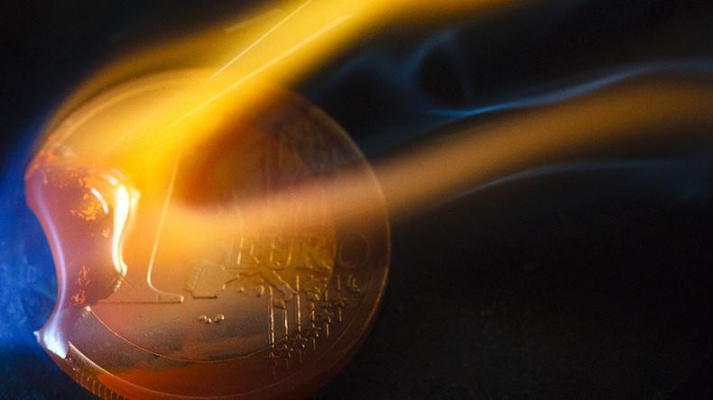 """Expertengespräch mit RT: """"Es ist nur eine Frage der Zeit, bis der Euro zusammenbricht"""""""