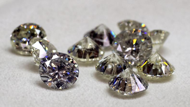 Mit Edelsteinen gedeckt: Israelische Diamantenbörse schafft eigene Kryptowährung