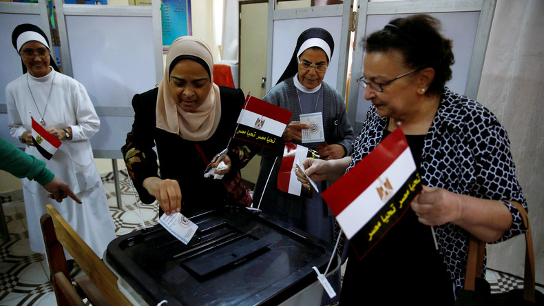 Präsidentschaftswahlen in Ägypten begonnen