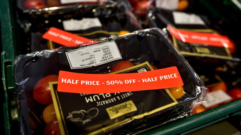 Sparfuchs-Experiment: Britin will mit sechs Pfund pro Woche über die Runden kommen