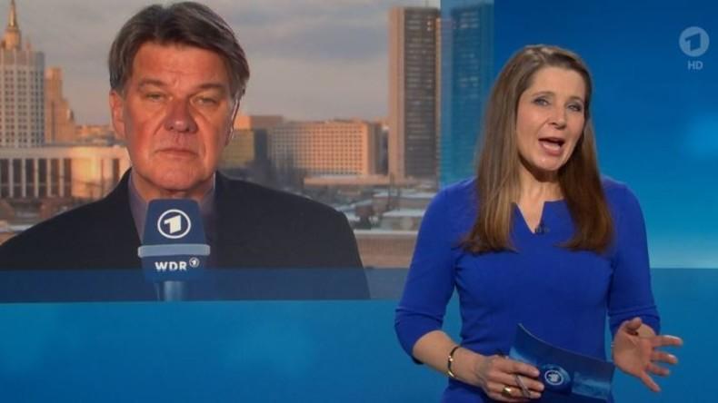 """Programmbeschwerde gegen ARD-Tagesschau: """"Kritiklose Verbreitung von NATO-Propaganda-Müll"""""""
