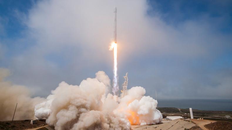 SpaceX-Rakete reißt großes Loch in die Ionosphäre und verursacht Fehlfunktion von Navigationsgeräten