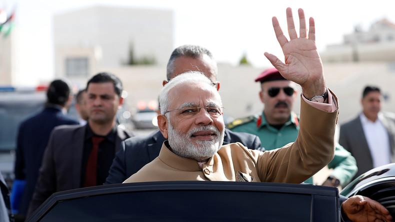 Narendra Modi einflussreicher als Barack Obama und Wladimir Putin - Time-Magazine-Leser