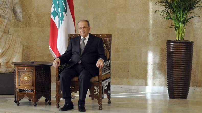 Neuer Präsident von Libanon gewählt