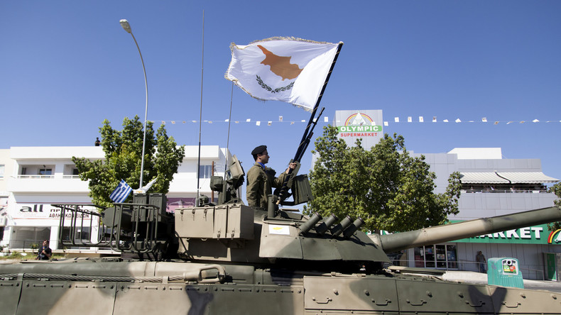 Zypern und Israel halten gemeinsames Manöver ab