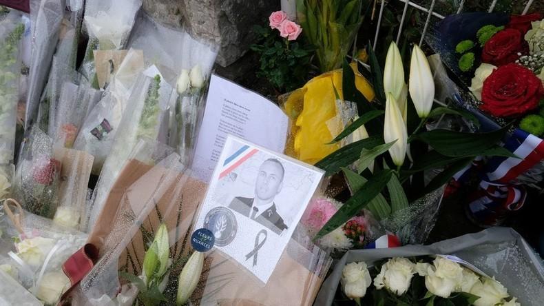 Frankreich: Linksextremer Politiker feiert Arnaud Beltrames Tod auf Twitter - und wird festgenommen