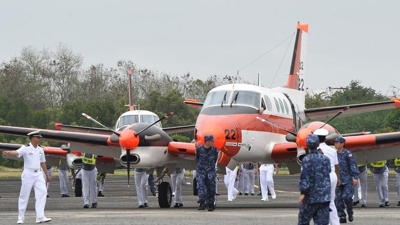Japan schenkt den Philippinen Flugzeuge für Südchinesisches Meer