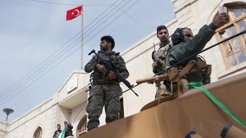 Erdoğan: Irakisches Sindschar und syrisches Tall Rifaat nächste Ziele türkischer Militäroperationen