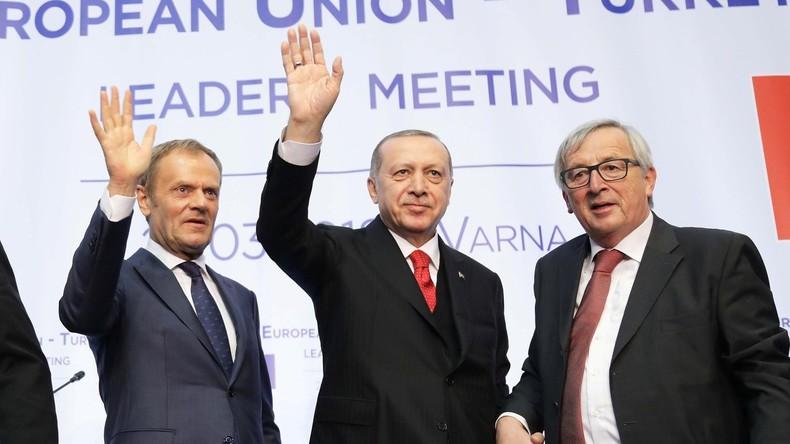 Türkei-EU-Gipfel in Varna: Keine Einigung in Sicht